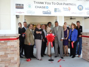 Pinellas Heights ribbon cutting