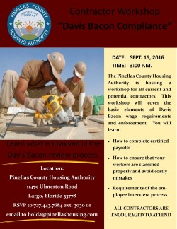 Davis Bacon Workshop Flyer Sept 15 2016