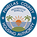 Pinellas County Housing Authority logo size 75