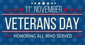 Honoring Veterans Day Photo
