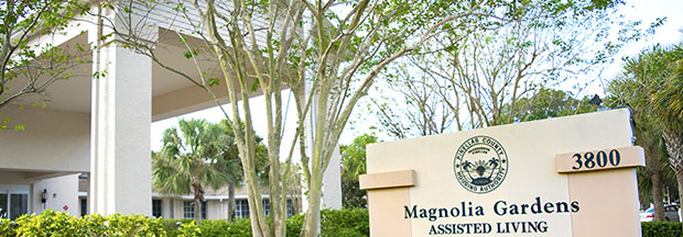 Magnolia Gardens Assisted Living Facilitypinellas County Housing